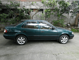 Selling 2nd Hand Toyota Corolla 1998 in Quezon City