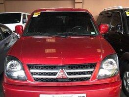 Mitsubishi Adventure 2018 Manual Diesel for sale in Quezon City