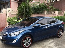 2nd Hand Hyundai Elantra 2015 Automatic Gasoline for sale