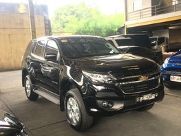 Selling 2nd Hand Chevrolet Trailblazer 2019 in Quezon City