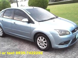 Selling 2nd Hand Ford Focus 2008 in Quezon City
