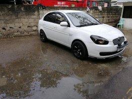 Selling White Hyundai Accent 2010 Manual Diesel at 57000 km