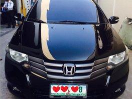 Selling 2011 Honda City Automatic Gasoline Black at 54000 km