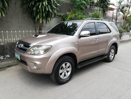 Sell Used 2006 Toyota Fortuner at 92000 km