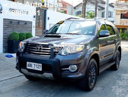 Sell 2nd Hand 2015 Toyota Fortuner in Pasig