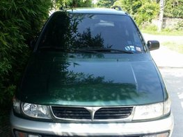 Selling 2nd Hand Mitsubishi Space Wagon 1999 in Angeles