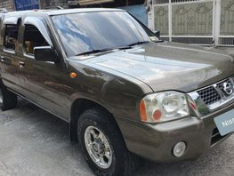 2nd Hand Nissan Frontier 2003 for sale in Quezon City