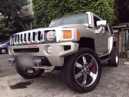 2nd Hand Hummer H3 2007 for sale in Quezon City