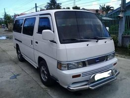Sell 2nd Hand 2005 Nissan Urvan Escapade at 130000 km in Olongapo