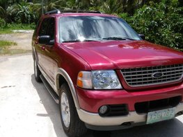 Sell 2nd Hand 2005 Ford Explorer Automatic Gasoline in Borongan