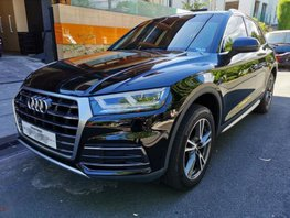 2nd Hand Audi Q5 2018 Automatic Gasoline for sale in Pasay