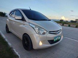 Selling Used Hyundai Eon 2013 in Manila