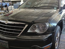 Sell Used 2008 Chrysler Pacifica in Laguna