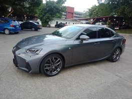 2nd Hand Lexus Is 2017 for sale in Pasig