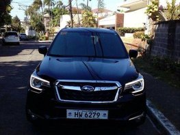 Sell 2nd Hand 2016 Subaru Forester Automatic Gasoline in Mandaluyong