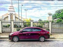 Selling Used Mitsubishi Mirage G4 2017 Automatic Gasoline in Mandaluyong