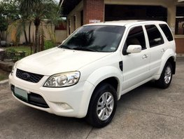 Selling 2nd Hand Ford Escape 2013 in Pasig