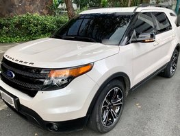 Selling 2nd Hand Ford Explorer 2015 in Taguig