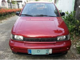 Mitsubishi Space Wagon 1992 Manual Gasoline for sale in Quezon City