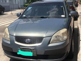 Kia Rio 2008 at 110000 km for sale in Quezon City