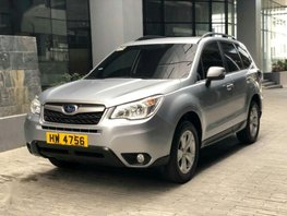 Selling 2nd Hand Subaru Forester 2016 in Pasig