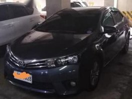 Sell 2nd Hand 2017 Toyota Corolla Altis Automatic Gasoline in Quezon City