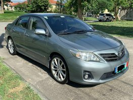 Sell 2nd Hand 2011 Toyota Altis Automatic Gasoline in Las Piñas