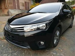 2nd Hand Toyota Altis 2016 Manual Gasoline for sale in Las Piñas