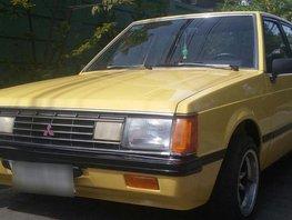Mitsubishi Lancer 1982 Manual Gasoline for sale in Pasig