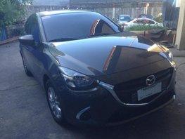 Selling Black Mazda 2 2018 Automatic Gasoline in Parañaque