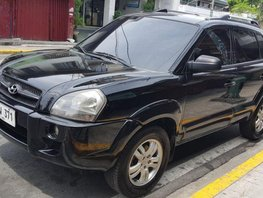 2nd Hand Hyundai Tucson 2008 Automatic Diesel for sale in Manila