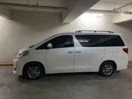 Sell Used 2010 Toyota Alphard in Pasay