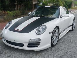 2nd Hand Porsche 911 2011 Automatic Gasoline for sale in Quezon City