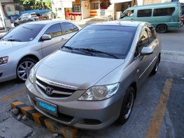 Honda City 2007 Automatic Gasoline for sale in Quezon City