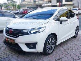 Honda Jazz 2017 Automatic Gasoline for sale in Quezon City