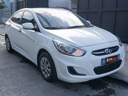 2nd Hand Hyundai Accent 2017 for sale in Quezon City