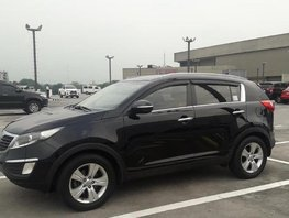 Selling 2nd Hand Kia Sportage 2012 at 59000 km in Quezon City