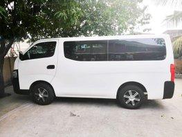 Selling 2017 Nissan NV350 Urvan Diesel at 28000 km