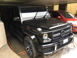 Selling Mercedes-Benz G-Class 2018 at 1700 km