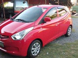 Selling 2nd Hand Hyundai Eon 2012 Manual Gasoline at 50000 km in San Pedro