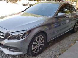 Selling 2nd Hand Mercedes-Benz C-Class 2015 Automatic Diesel at 20000 km in San Juan