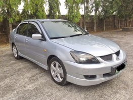 Selling Mitsubishi Lancer 2007 Automatic Gasoline in Silang