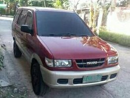 Selling Isuzu Crosswind 2001 Manual Diesel in Bacoor
