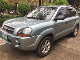 Selling 2nd Hand Hyundai Tucson 2009 in Parañaque
