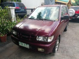 Selling Isuzu Crosswind 2001 at 225000 km in General Salipada K. Pendatun