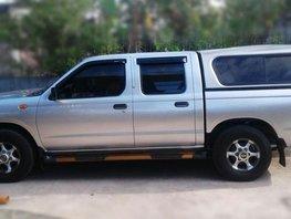 Selling Nissan Frontier 2003 Manual Diesel in Guiguinto