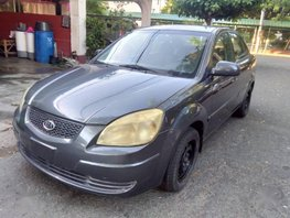 Kia Rio 2008 Manual Gasoline for sale in Manila