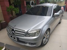 2009 Mercedes-Benz C200 for sale in Muntinlupa