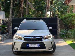 Selling Used Subaru Forester 2018 Automatic Gasoline at 2600 km