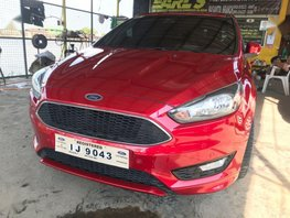 Ford Focus 2016 Automatic Gasoline for sale in Angeles